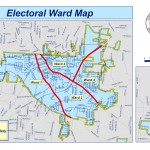 Archdale Electoral Ward Map