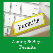 Zoning and Sign Permits